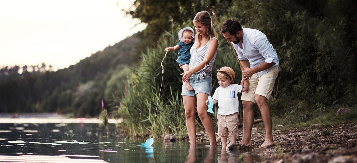 family vacation lake of the ozarks