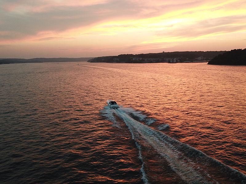 recreational boating lake of the ozarks