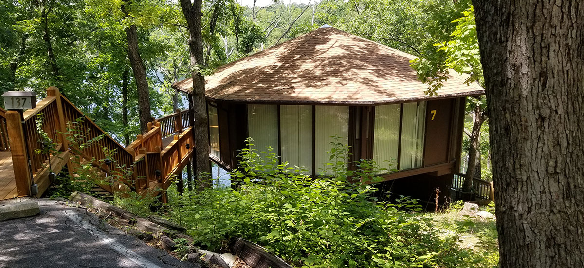 Treetop Village lake of the ozarks